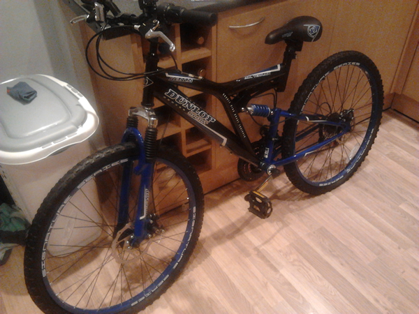 My Mountain Bike